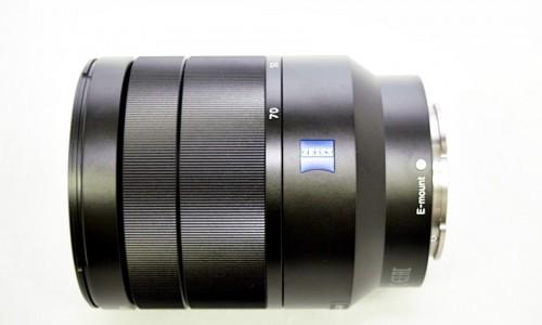 ソニーのカメラレンズ「SEL2470Z Vario-Tessar T* FE 24-70mm F4 ZA OSS」買取実績