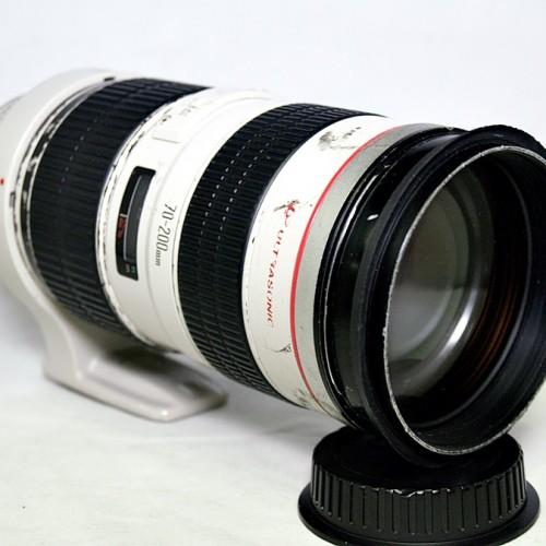 キャノンのカメラレンズ「EF70-200mm F2.8L USM」買取実績