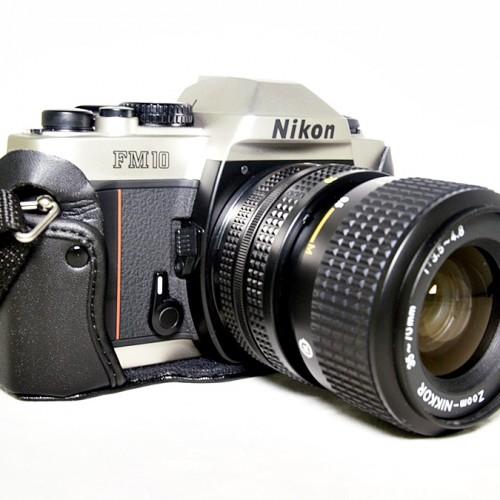 ニコンのフィルム一眼カメラ「FM10 zoom NIKKOR 35-70mm F3.5-4.8」買取実績