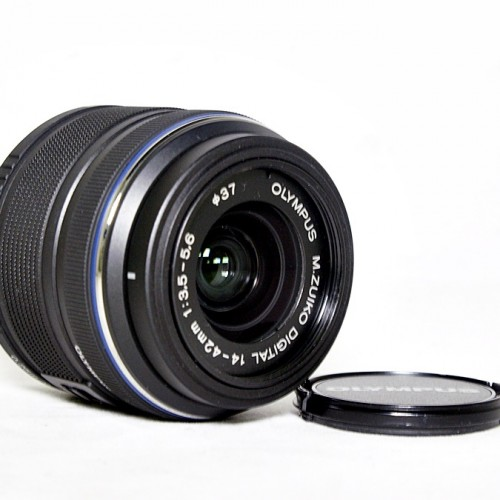 オリンパスのカメラレンズ「M.ZUIKO DIGITAL ED 14-42mm f3.5-5.6 Ⅱ R」買取実績