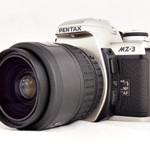 ペンタックスのフィルム一眼カメラ「MZ-3」買取実績