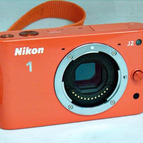 ニコンのミラーレスカメラ「1 J2」買取実績