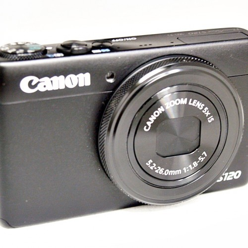 キャノンのコンパクトデジタルカメラ「PowerShot S120」買取実績
