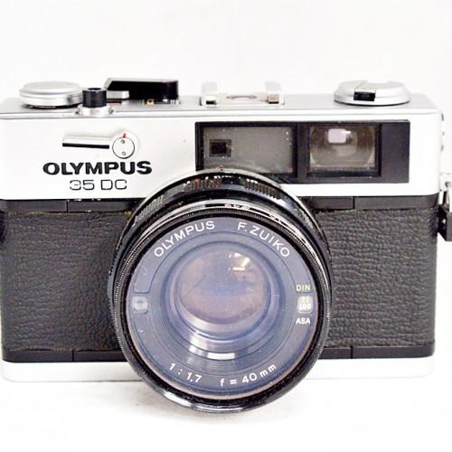 オリンパスのフィルムコンパクトカメラ「35DC」買取実績