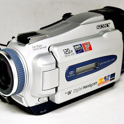 ソニーのビデオカメラ「DCR-TRV18K」買取実績