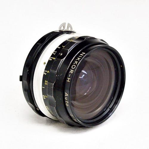 ニコンのカメラレンズ「NIKKOR-H AUTO 28mm F3.5」買取実績