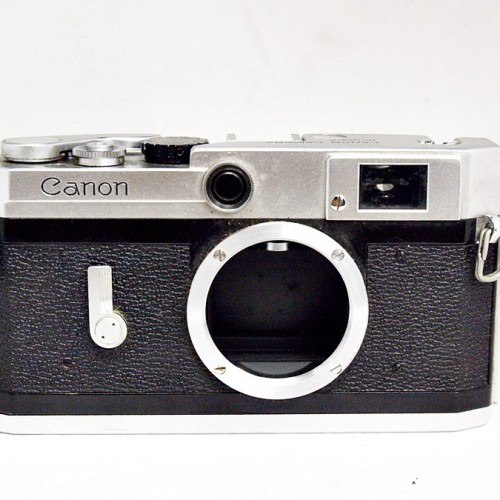 キャノンのレンジファインダーカメラ「VI L(6L)型」買取実績