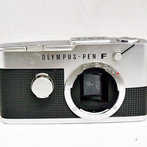 オリンパスのフィルム一眼カメラ「PEN-FV」買取実績