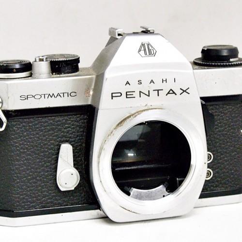 ペンタックスのフィルム一眼カメラ「SPⅡ」買取実績