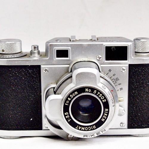 リコーのフィルム一眼カメラ「35」買取実績