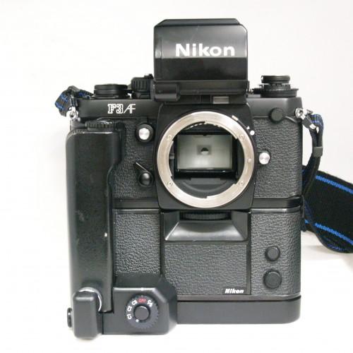 ニコンのフィルム一眼カメラ「F3AF」買取実績