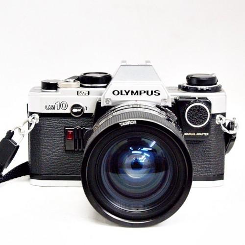 オリンパスのフィルム一眼カメラ「OM-10」買取実績