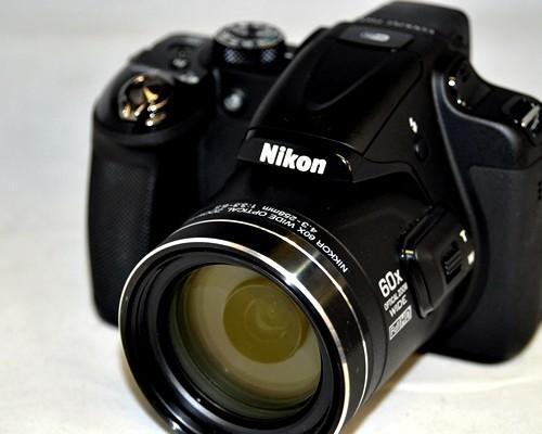ニコンのコンパクトデジタルカメラ「COOLPIX P600」商品紹介