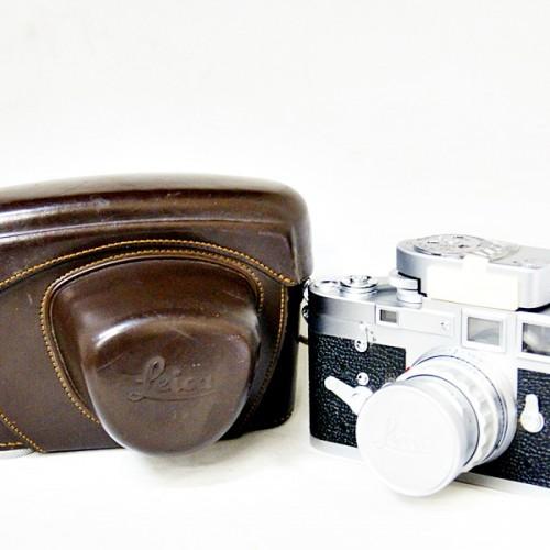 ライカのレンジファインダーカメラ「M3」買取実績