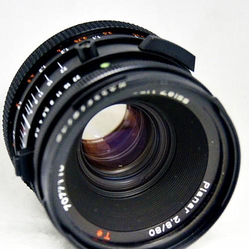 ハッセルブラッドのカメラレンズ「Planar CF 80mm F2.8 」買取実績