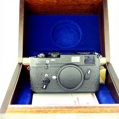 ライカのレンジファインダーカメラ「M4 JAHRE」買取実績