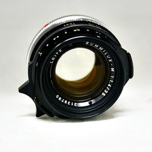 ライカのカメラレンズ「SUMMILUX-M 35mm F1.4」買取実績