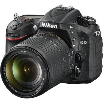 Nikon (ニコン) D7200 18-140 VR レンズキット  高価買取