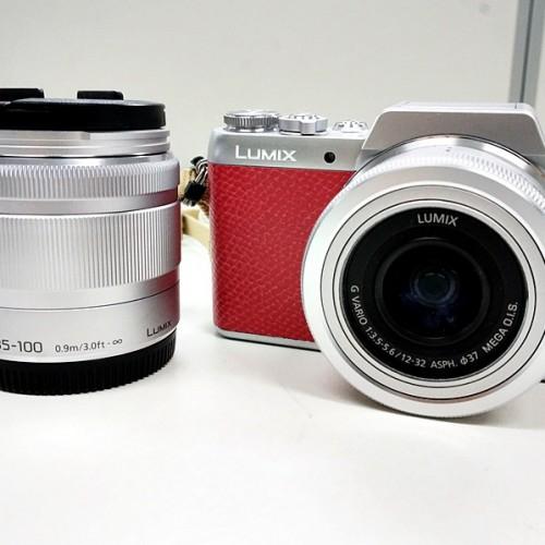 パナソニックのミラーレスカメラ「DMC-GF7W」買取実績