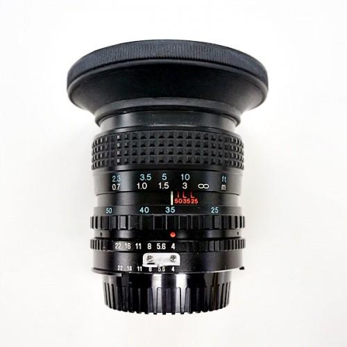 トキナーのカメラレンズ「RMC 25-50mm F4」買取実績