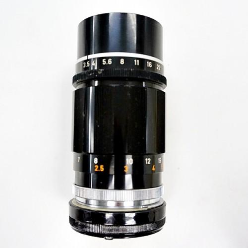 キャノンのレンズ「135mm F3.5 Mマウント」買取実績
