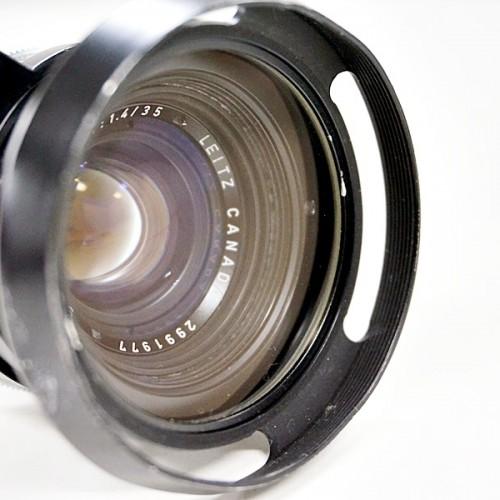ライカのデジタル一眼レフカメラ「SUMMILUX M35mm F4」買取実績
