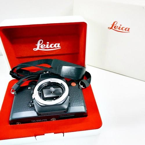 ライカのフィルム一眼カメラ「R7」買取実績