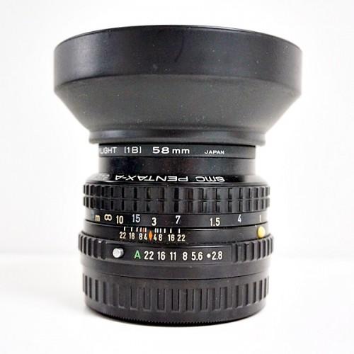 ペンタックスのカメラレンズ「SMC 645A 75mm F2.8」買取実績