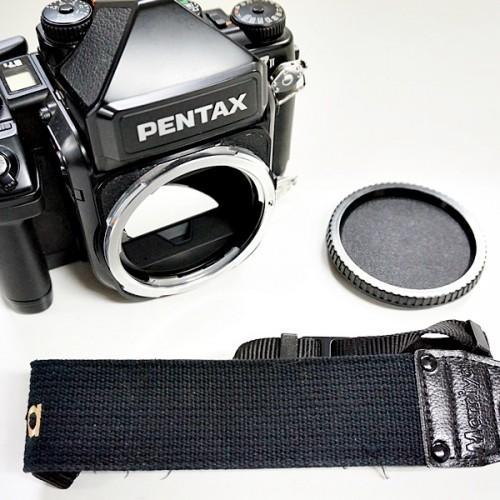 ペンタックスの中判カメラ「67 ll」買取実績