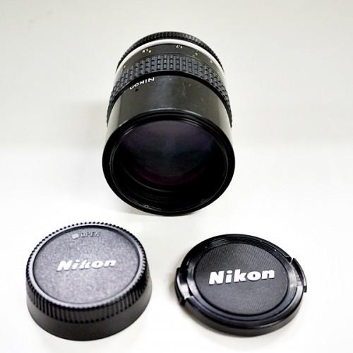 ニコンのカメラレンズ「NIKKOR 135mm F2.8」買取実績