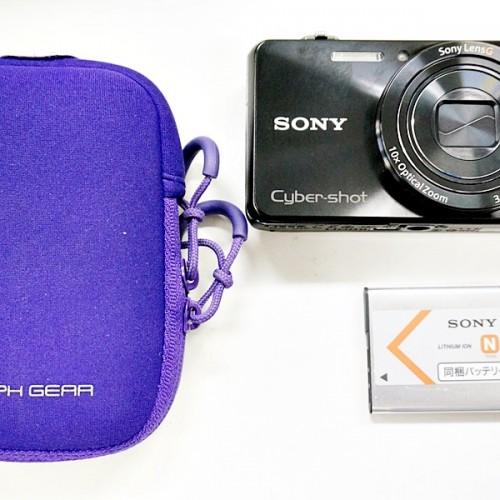 ソニーのコンパクトデジタルカメラ「Cybershot DSC-WX220」買取実績