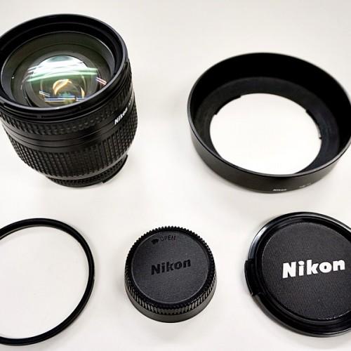 ニコンのカメラレンズ「AF NIKKOR 24-120nn F3.5-5.6D」買取実績