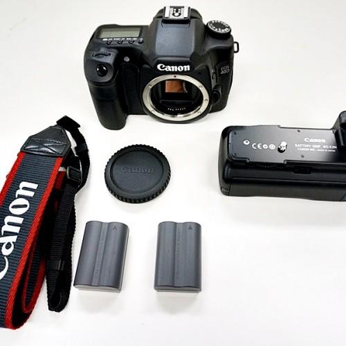 キャノンのデジタル一眼レフカメラ「EOS 40D」買取実績