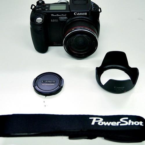 キャノンのコンパクトデジタルカメラ「POWER SHOT PRO1」買取実績