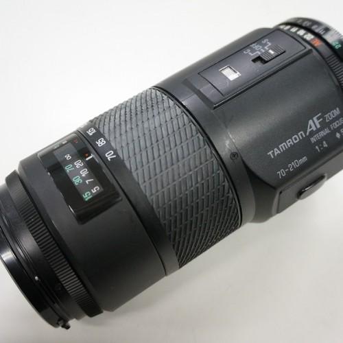 タムロンのレンズ「Tamron AF Zoom 70-210 F4」買取実績