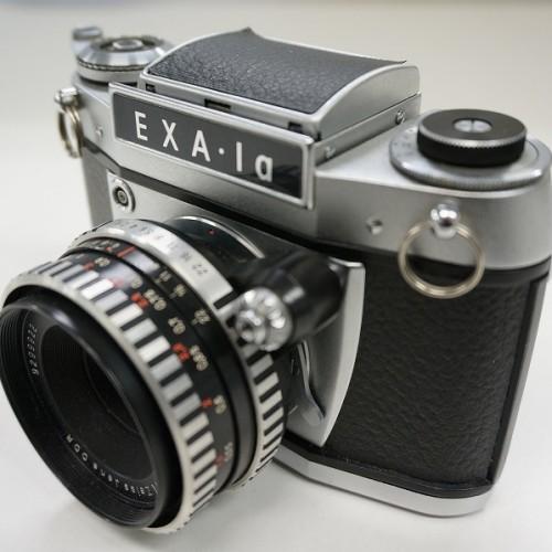エクサのフィルム一眼レフカメラ「1a」買取実績