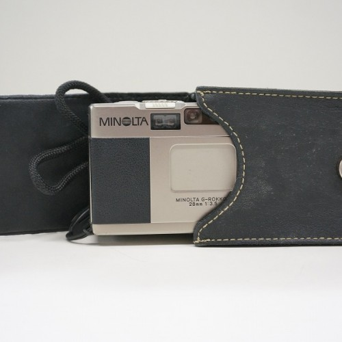 ミノルタのコンパクトカメラ「TC-1」買取実績