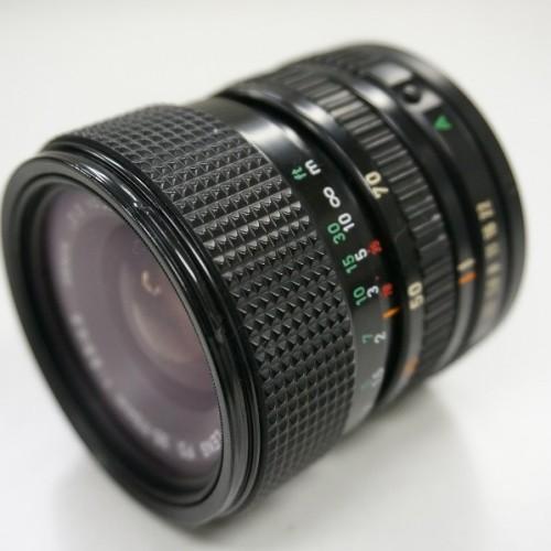 キャノンのレンズ「New FD 35-70mm F3.5-4.5」買取実績