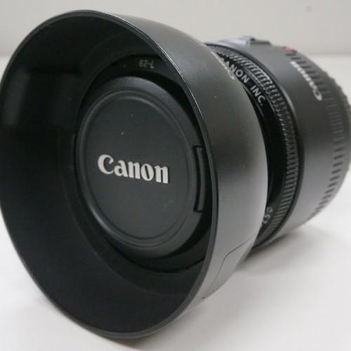 キャノンのレンズ「EF50mm F1.8Ⅱ」買取実績