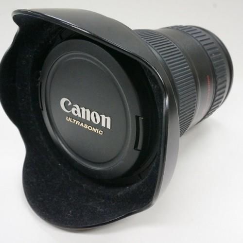 キャノンのレンズ「EF16-35mm F2.8L USM」買取実績