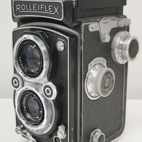 ローライフレックスの二眼カメラ「3.5A Tessar 75mm F3.5」買取実績