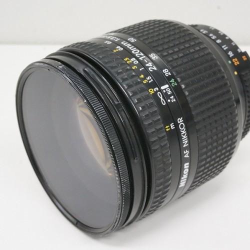 ニコンのレンズ「Ai AF NIKKOR 24-120mm F3.5-5.6D」買取実績