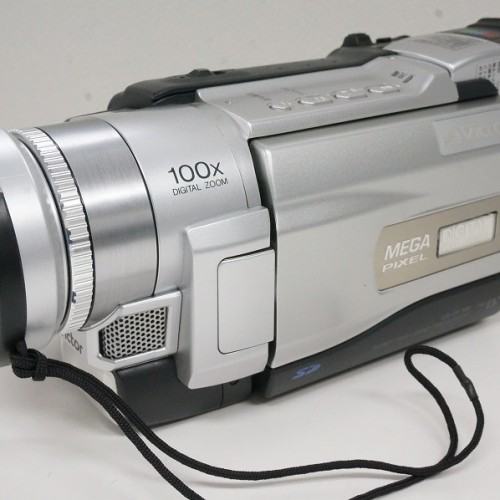 ビクターのビデオカメラ「GR-DV500K」買取実績