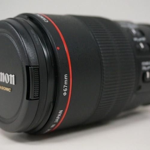 キャノンのレンズ「EF100mm F2.8L MACRO IS USM」買取実績