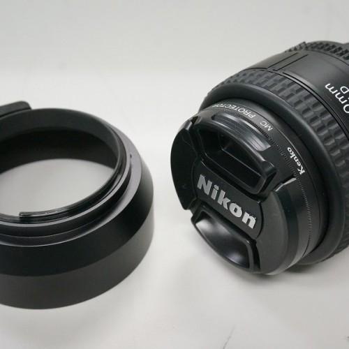 ニコンのレンズ「Ai AF NIKKOR 50mm F1.4D」買取実績