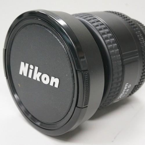 ニコンのレンズ「Ai AF Nikkor 28mm F2.8D」買取実績