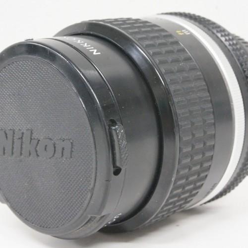 ニコンのレンズ「NIKKOR 35mm F2」買取実績