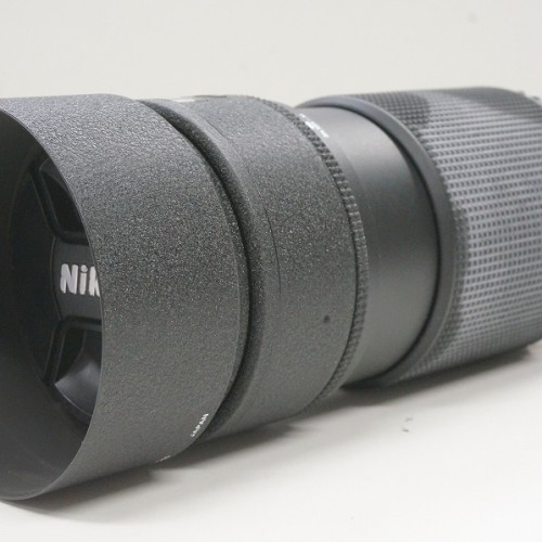 ニコンのレンズ「AF NIKKOR ED 80-200mm F2.8S 」買取実績