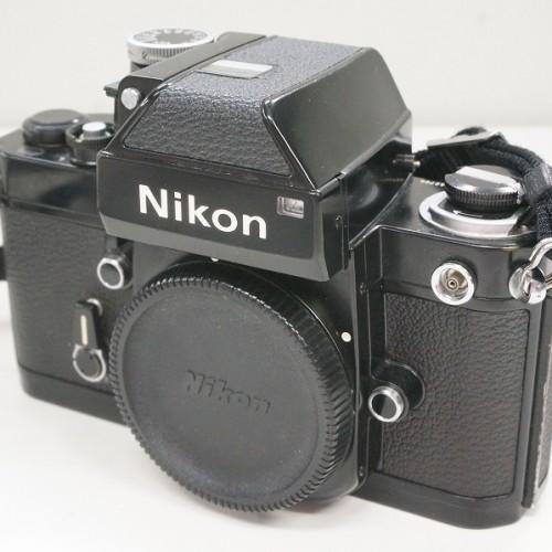 ニコンのフィルム一眼レフカメラ「F2」買取実績