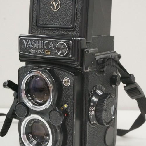 ヤシカのその二眼レフ「Mat-124 G 80mm F3.5」買取実績